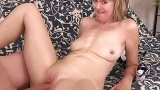 Mature woman Jamie Foster takes big_dick image