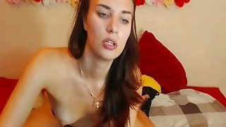 Pretty Babe With Tight Pussy Gets Fucked Hard image