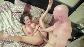 Image: Big titted Ariella Ferrera gets fucked by Johnny Sins