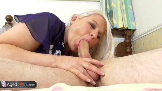 AgedLovE Hardcore Sex with_Busty Mature Ladies image