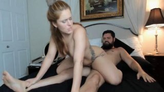 Image: Horny Couple Gets Wild And Fuck Each Other On Cam