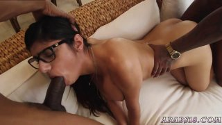 Arab 69 and guy_first time_My Big Black Threesome image