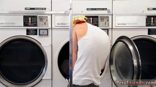 Image: Blondes sex party club Laundry Day