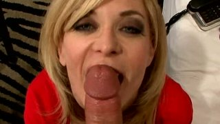Image: Blonde milf Nina Hartley is a professional whore