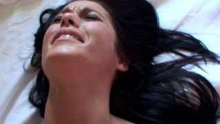 Chloe Banks gets a tough anal fuck image