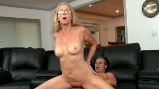 Pro old dame Annabelle Brady gets fucked at once image