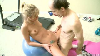 Image: Buldheaded instructor_eats Chastity Lynn pussy juice