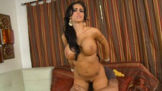 Extremly hot and beautiful Jenna Presley facesitting and giving great blowjob image