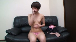 Image: Home made video with slutty Japanese Hiraku Nakatani
