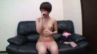 Home made video with slutty Japanese Hiraku Nakatani image