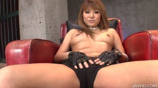 Kinky Kokoa Ayane receives multiple cumshots delight image