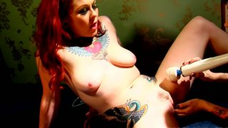 Misti Dawn and Cadence St John vibrate each other pusy image
