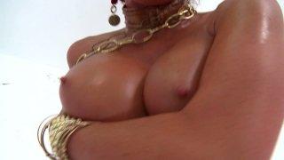 Messy slut Mia Lelani starring in a_way dirty fucking action image