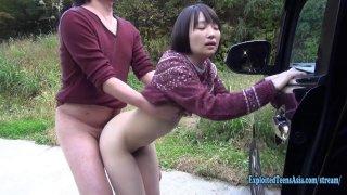 Exclusive Scene Jav Amateur Teen Suzu Deep Throats image
