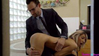 mari ayukawa Xxx movie - Nasty stepdaughter hime marie gets spanked and fucked by horny stepdad image