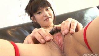 Cute_asian_Akane_Ozora_having_fun_with_her_clit image