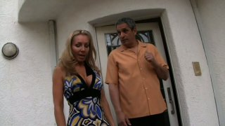 Two adorable ladies Lisa DeMarco and_Ivy Winters get undressed image