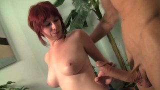 Image: Fuckable red head bitch Zoey Nixon serves cocky gut Chris Strokes
