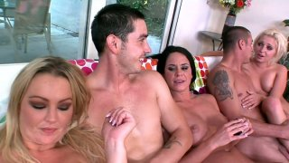 Savannah Stern, Abbey Brooks and_Jaelyn Fox know how to have good fun image