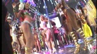 Image: Gangbang orgy on the Rio De Janeiro carnival