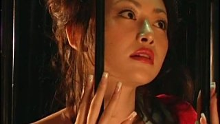 Solo seduction video of sexy Japanese babe Anri Sugihara image