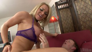 Sexy time with Mark_Wood and voluptuous bitch Krissy Lynn image