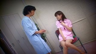 Sultry_Japanese_nurse_Ai_Himeno_masturbates_in_the_changing_room_sitting_in_front_of_the_patient image