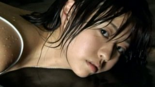 Lovely Asian brunette sexpot Hitomi Kitamura is in a bad_mood image