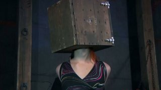 Image: Ginger head mistress Damon Pierce has a funny BDSM game