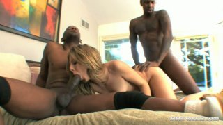 Hardcore_double_penetration_scene_performer_Chastity_Lynn_works_on_a_set image