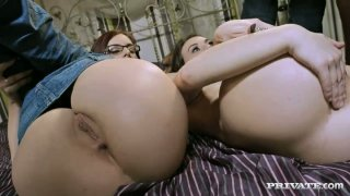 Saucy_pale_skin_whore_Tiffany_Doll_does_anal_in_threesome image