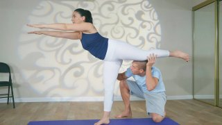 Yoga Instructor wants a Taste of the PAWG Action image