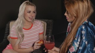 Lexi Belle sleeps with GF's Sizzling Hot Sister image