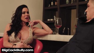 Kendra Lust Fucks In Order To Stop Her Man's Bully image