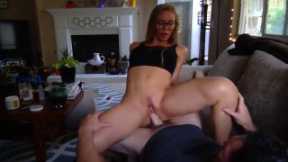 Amazing Afternoon Hookup with Mom image