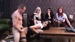 Image: Cfnm Babe Gets Fucked And Cummed On