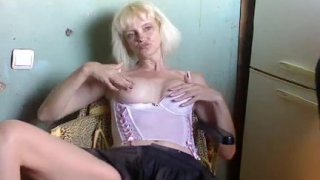Russian mature couple naked image