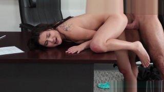 Sexy schoolgirl Adria Rae gets rammed image