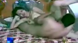 Desi saree Bhabi hardcore fuck by his boyfriend image