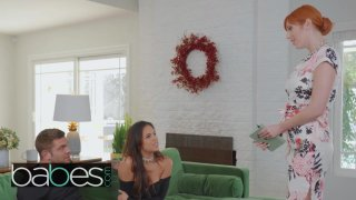 BABES - Step Mom Lessons - Lauren Phillips Juan Lucho Autumn Falls- Stepmom Learns a Lesson image