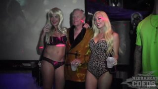 Fantasy Fest 2014 Night Club Hot Body_Contest_Hosted by Ron Jeremy - NebraskaCoeds image