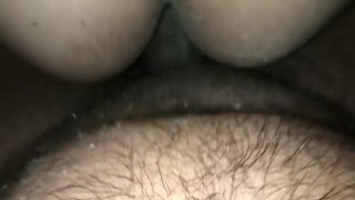 Image: Desi wife with shaved pussy and big boob being fucked