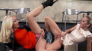 Image: Classy Lesbians Urinating