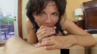 Mature Milf Deauxma Has Big Squirting Orgasm With Boy Toy! image