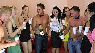 Euro-style party image