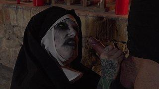 Conjuring up the naughtiest nun of Romania image