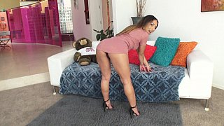 Latina Liv Revamped is an anal spinner image