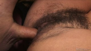 Milf porn star Persia Monir gets screwed badly in a steamy sex video filmed by Fame Digital production studio image