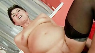 Image: Granny Cock Sucking and Riding Compilation