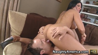 Kendra Secrets and Will Powers have oral fun image